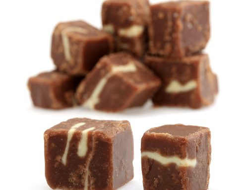 Crumble Fudge – Bags of Tradition