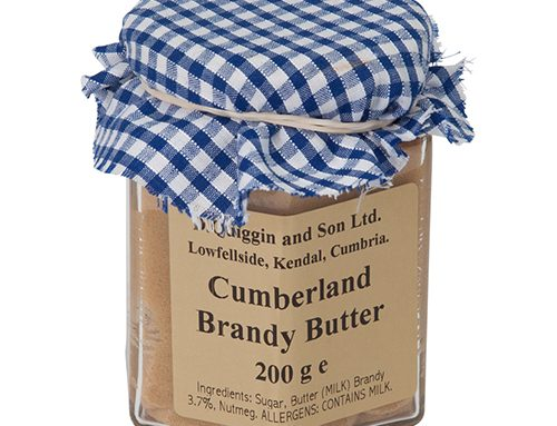 Rum and Brandy Butter: A Cumbrian Tradition