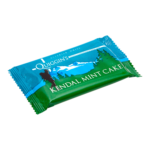 Mini White Kendal Mint Cake