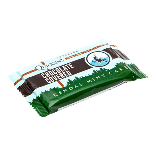 Chocolate Coated Kendal Mint Cake