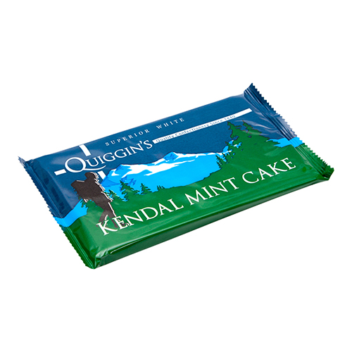 White Kendal Mint Cake