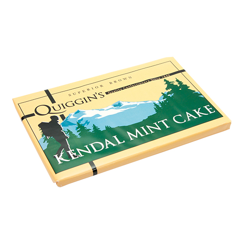 Brown Kendal Mint Cake