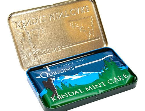 Mint Cake Gift Boxes – Sharing A Piece of the Lakes