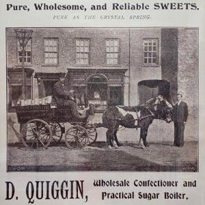 Quiggin's Kendal Mint Cake Shop