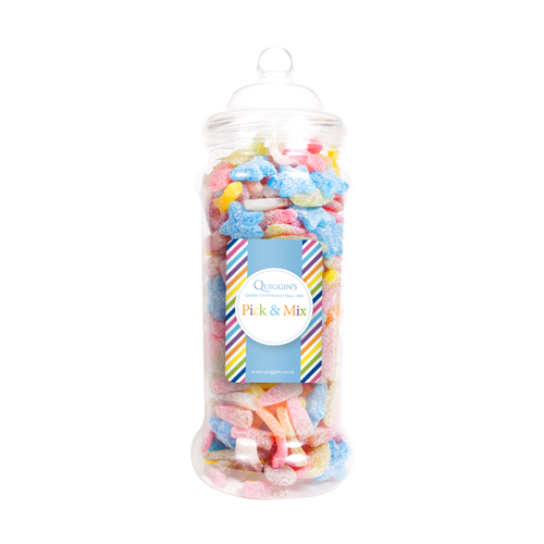 Pick and Mix Sweet Jars