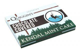 Chocolate Kendal Mint Cake