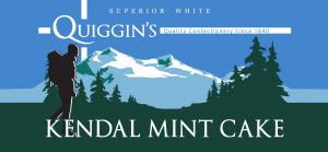 Quiggins Kendal Mint Cake