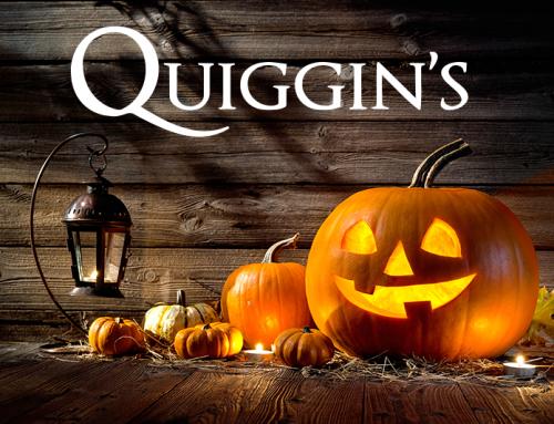 Quiggin's Halloween Treats