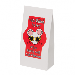 novelty confectionery - Wee Blind Mice