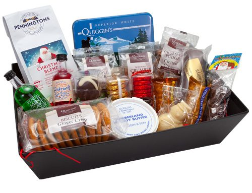 Buy Someone Special a Gift Hamper this Christmas