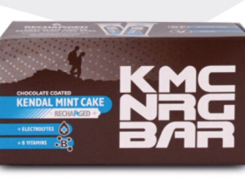 KMC adds an extra boost to our Kendal Mint Cake