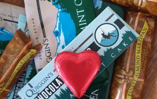 Valentine's Day Treats From Quiggin's