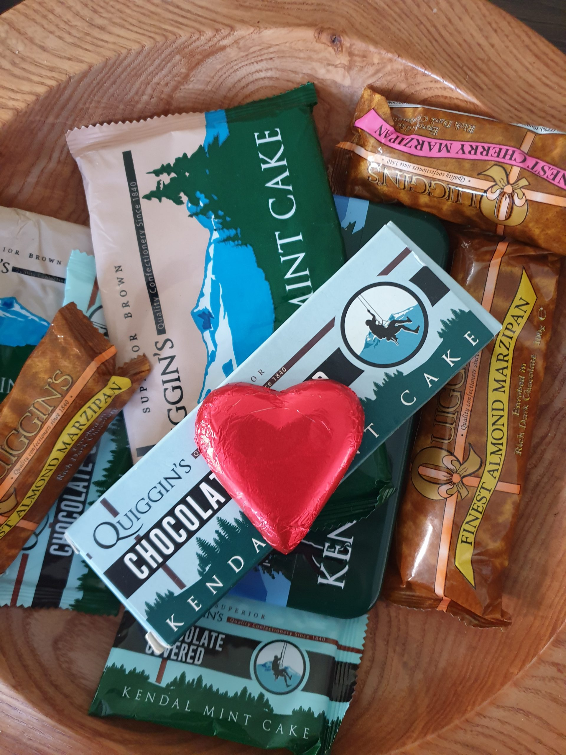 Valentine's Day Treats From Quiggin's