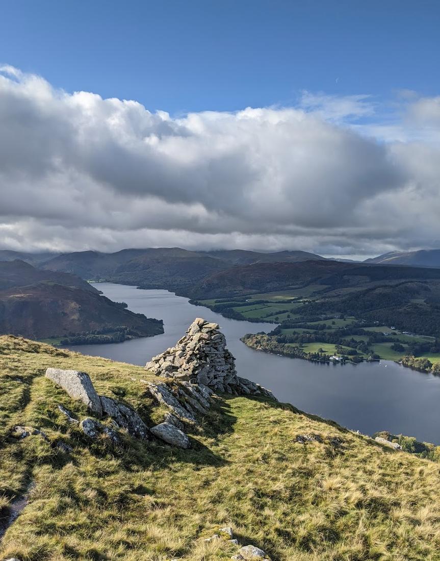 Ullswater Walk - Lake District