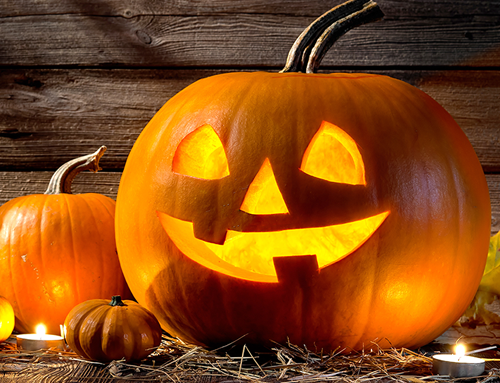 Spooky Stories and Halloween Treats
